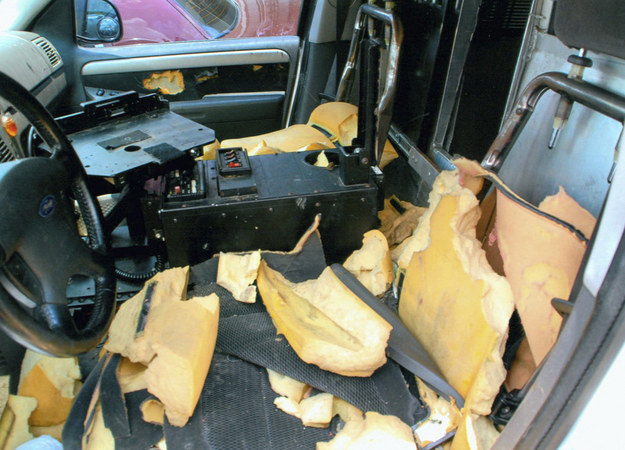 inside-of-police-car-destroyed
