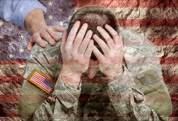 PTSD: Secrets, Lies and Closed Doors…