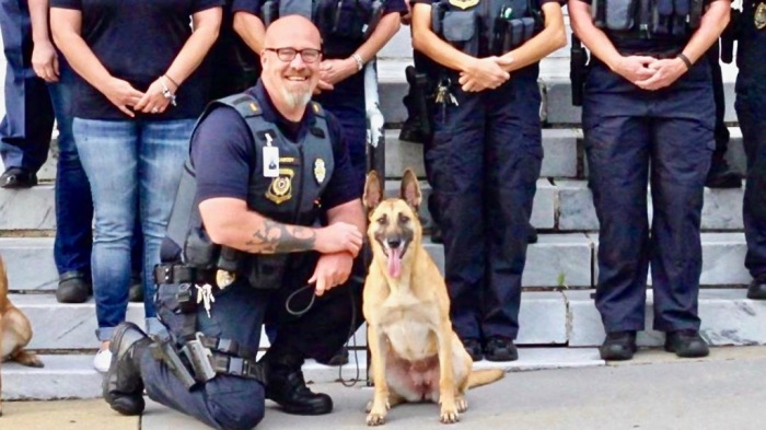 K9 Killer Dan Peabody Had Major Charges Dropped But DA Appeals…