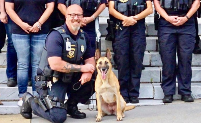 K9 Killer Dan Peabody Had Major Charges Dropped But DAAppeals…