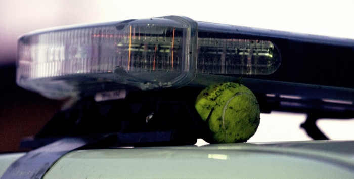 Endy's Tennis Ball
